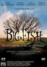 Big Fish [ DVD ], Region 4, Next Day Postage...5563