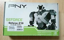 PNY Geforce 210.. Low powered GPU. New and sealed.