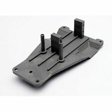 Traxxas Electric Rustler Upper Chassis Gray TRA3723A