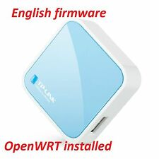 16Mb Flash / 64Mb RAM / OpenWRT upgraded TP-LINK TL-WR703n