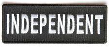 Independent Patch
