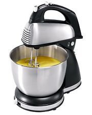 Kitchen Cooking Dough Bread Cake Classic Stand Mixer Hamilton Beach 6 Speed