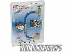 R-134a R-134  AC Refrigerant Hose Can Tap with Gauge with Brass fittings 01436