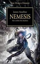 Nemesis by James Swallow Horus Heresy book 13 1st edition gold cover paperback