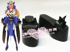 Fate Extra Tamamo-no-Mae cosplay shoes boots Custom-Made hot