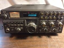 Kenwood TS-180S Good working condition. Original pwr. cord and all filters.