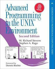 Advanced Programming in the UNIX Environment: Paperback Edition (2nd Edition) (A