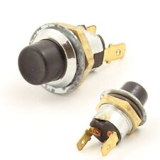 Lucas Style Push Button Switch Momentary 10A Horn Durite 0-485-01