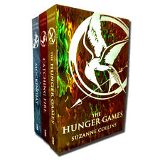The Hunger Games 3 Books Set - Foil Edition Suzanne Collins, Catching Fire ....
