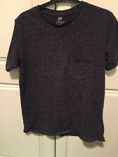 Boys Navy h&M T-shirt Age 10-12 Years