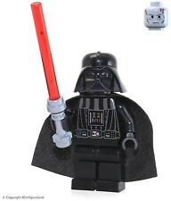 LEGO Star Wars MiniFigure - Darth Vader (Death Star torso)  Sets 8017 & 10188