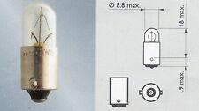 Restposten Sonderposten 12V 2W BA9s Kugellampe Glühlampe T2W 50Stück Großposten