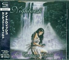 NIGHTWISH CENTURY CHILD CD +5 - JAPAN RMST SHM - Tarja Turunen - GIFT QUALITY!