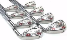 TaylorMade Burner HT Iron set 4-PW & AW (8pc) Stiff Steel Golf Clubs