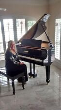BRAND  NEW WURLETZER BABY GRAND PIANO,  FREE  YAMAHA BENCH