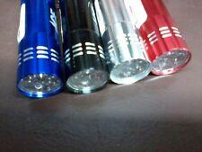 LED 9 LED Pocket Flashlight #3468535  NEW