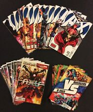 AVENGERS VS X-MEN #1 - 12 +0 Comic Books AXIS #1-9 AVX #1-6 Marvel Superhero VF+