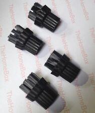 Set di 4 Spazzole in Nylon Compatibile con x5 h20 STEAM SCOPE