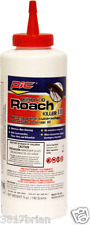 Boric Acid Roach Fleas Water Bugs Silverfish Ant Insect Killer