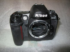 Nikon D100 6.1MP Digital SLR Camera Very Good Condition.