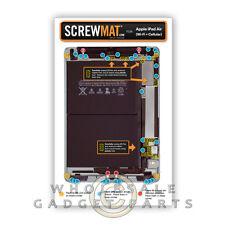 ScrewMat for iPad Air WiFi Cellular Magnetic Screw Locator Mat Repair Tool Mat