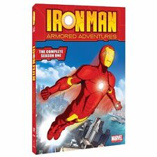 Iron Man: Armored Adventures - The Complete Season 1 DVD Region 1