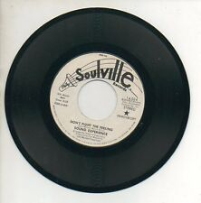 SOUND EXPERIENCE 45 RPM Promo Record DON'T FIGHT THE FEELING '74 SOUL FUNK Mint-