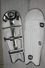 NEW SS GLADIATOR CRICKET BATTING LEG GUARD PAD MEN SIZE LEFT HAND  FREE SHIP