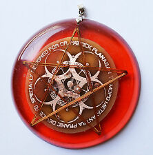 Crop Circle Pentagram Metayantra Pranic Device, ORGONE