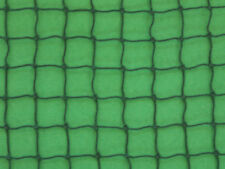 "12' x 4'  GOLF IMPACT NET GREEN SQUARE NYLON NETTING 1"" #18 BASEBALL SPORTS NETS"