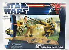 Star Wars Episode 1 Trade Federation AAT tank vehicle toy NEW!