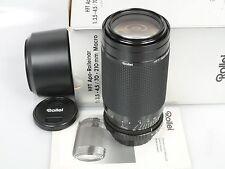 Apo-Rolleinar HFT 3,5-4,5/70-210 macro para Rollei Voigtländer con Geli top + embalaje original
