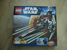 Lego Star Wars Imperial V Wing Starfighter set 7915 BNIB