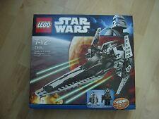 Lego Star Wars Imperial V Wing Starfighter set 7915 BNIB