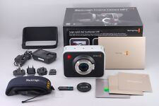 【A- Mint】 Blackmagic Design Cinema Camera MFT 2.5k Video Camera w/Box JAPAN#2315
