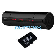 L32 8GB TF Karte + Tragbar Bluetooth Lautsprecher mit TF USB Slot, AUX, FM Radio