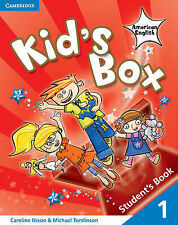 Kid's Box American English Level 1 Student's Book: Student's book 1 by...