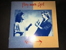 *BOY MEETS GIRL* Self titled 1985 - Excellent - Very Rare CD