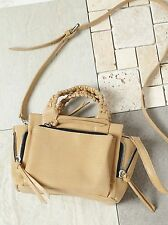 Free People Brooklyn Backroads Crossbody Hand Bag Women New