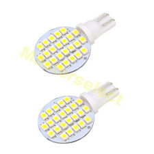 2 x Ampoule T10 24 Leds SMD CREE lampe Ultra-Blanc Voiture Scooter 12v Pas Cher
