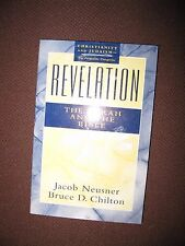 Revelation:The Torah & The Bible-Christianity & Judaism-Formative Categories