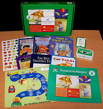 Hooked on Phonics Learn to Read - Green Level 4 Deluxe - Complete