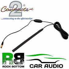 Kenwood DNX-521DAB Car Radio Stereo Glass Mount Discreet DAB Aerial Antenna
