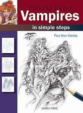 Paul Davies - How To Draw Vampires (2013) - Used - Trade Paper (Paperback)