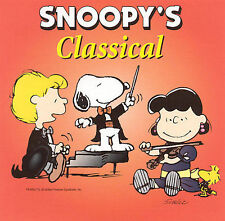 Snoopy's Classical ~ Children's Music ~ Cassette ~ Good