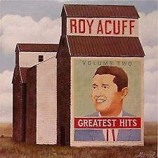 ROY ACUFF 'GREATEST HITS VOLUME II' US IMPORT DOUBLE LP