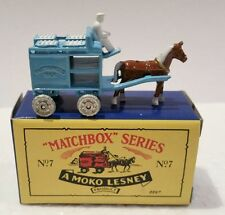 HORSE - DRAWN MILK FLOAT ~ Matchbox Originals ~ 1993 Limited Edition
