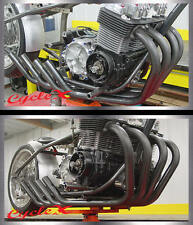 Honda CB750 SOHC ( 69-78 ) Gasser Exhaust ... Cycle X , Chopper, Custom, Rat
