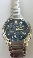 CITIZEN ECO-DRIVE MENS PERPETUAL CALENDAR WATCH