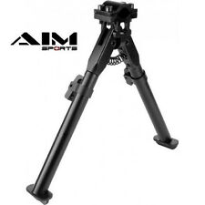 Aim Adjustable Bipod Fits Ruger 77/22 10/22 Rifle Marlin Camp 9 45 Carbine